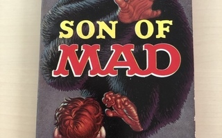 William M. Gaines's - Son Of Mad, a signet book. 1964