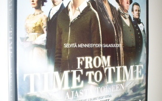 DVD) From Time to Time - Ajasta toiseen * 2009 Maggie Smith