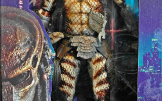 1/4 NECA city hunter Predator 2 - HEAD HUNTER STORE.