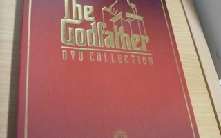 The Godfather Collection   ( 4 x dvd )
