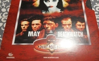 May & Deathwatch dvd