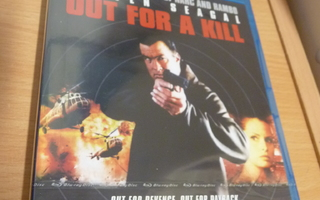 Out For A Kill    ( Blu-ray )  UUSI