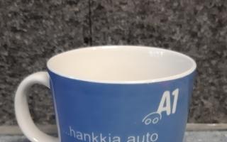 Arabia Teema muki A1 helpoin tapa hankkia auto mainosmuki