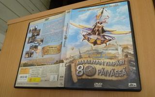 Maailman ympäri 80 päivässä   dvd 14133
