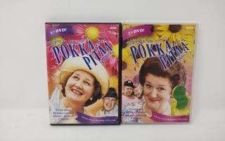 Pokka Pitää kaudet 1-4 (DVD)