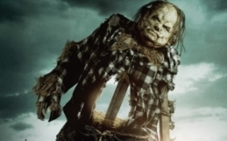 Scary Stories To Tell In The Dark   dvd UUSI