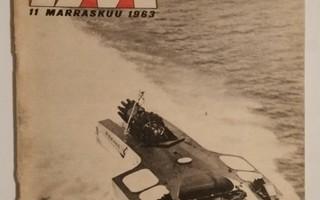 1963 / 11 Tekniikan Maailma lehti