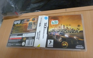 Need For Speed Undercover   NINTENDO DS 10735