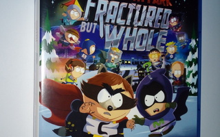 PS4) South Park The Fractured But Whole
