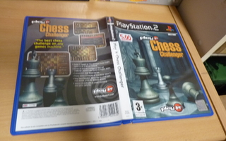 Play it Chess Challenger   ( ps2 ) 12425