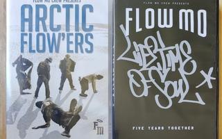 Flow Mo Crew - Arctic Flow'ers + Lifetime of Soul