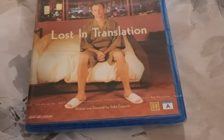 Lost In Translation - BD *UUSI* (2008)
