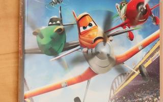 DVD Lentsikat ( 2013 Disney )