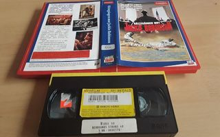 The Court-Martial of Jackie Robinson - SW VHS (Video Trade)