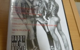Tom of Finland - Daddy and the Muscle Academy  dvd  UUSI