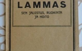 Maija Vohlonen: Lammas- sen jalostus, ruokinta ja hoito