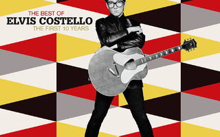 Elvis Costello : The BEST OF - The FIRST 10 YEARS  CD  UUSI