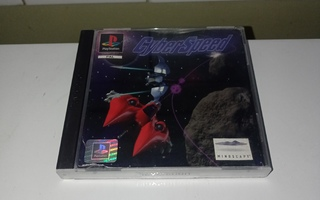 CyberSpeed : PS1