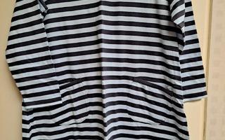 Marimekko Tiia taskumekko raita 140cm