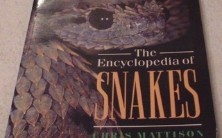 The Encyclopedia of Snakes Paperback