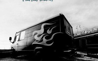 White Flame - Tour Bus Diaries (CD) MINT!!
