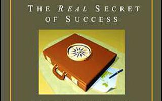 FLIGHT PLAN Real Secret of SUCCESS.. Brian Tracy SKP UUSI-