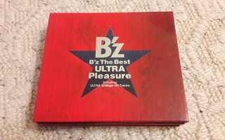 B'z – B'z The Best Ultra Pleasure (2xCD)