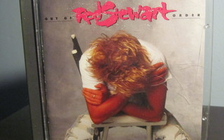 Rod Stewart – Out Of Order CD