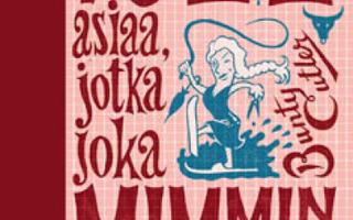 211 ASIAA JOTKA JOKA MIMMIN PITÄISI TIETÄÄ B. Cutler sid UUS