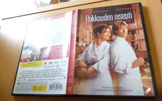 Rakkauden resepti   dvd 115111