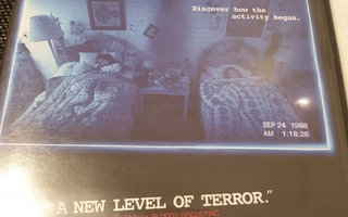 DVD - Paranormal Activity 3 (2011)