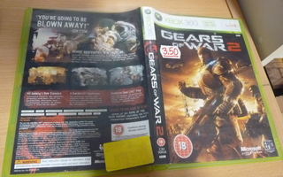 Gears Of War 2    XBOX 360  12108