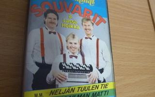 Lasse Hoikka & Souvarit - Suosituimmat    c-kasetti
