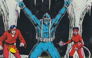 Enemies -The International File -Supervillains for Champions