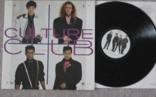 CULTURE CLUB - FROM LUXURY TO HEARTACHE, LP