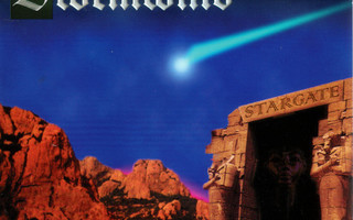 THOMAS WOLF'S STORMWIND : Stargate (Candlemass, Therion)
