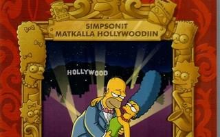 DVD: Simpsonit - Matkalla Hollywoodiin