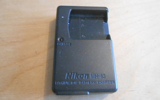 Nikon MH-63 Lithium ion battery charger.