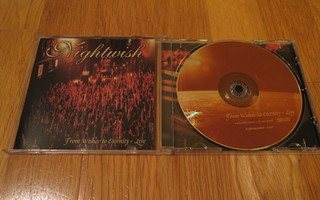 Nightwish - From Wishes To Eternity - Live CD