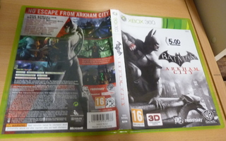Batman Arkham City    XBOX 360  12091