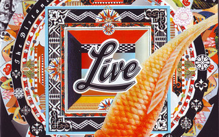 LIVE: The Distance To Here CD