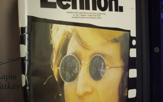 Nuottikirja : The Great Songs of John Lennon
