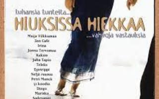 CD - VA : HIUKSISSA HIEKKAA -04
