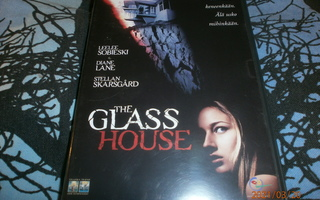 DVD  - THE GLASS HOUSE