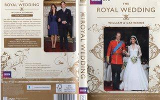 ROYAL WEDDING WILLIAM & CATHERINE(52082)k-GB-DVD2011
