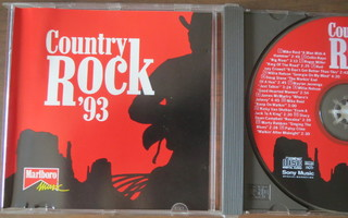 Country Rock '93 CD