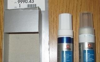 Citroen Xsara 1.6 2002 sininen korjausmaalikynä + lakkapullo