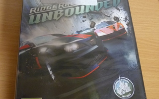 Ridge Racer Unbounded Limited Edition  (PC DVD-ROM) [ UUSI ]