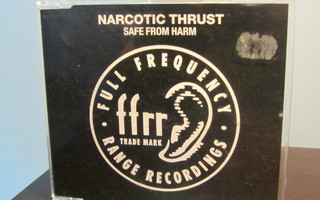 Narcotic Thrust – Safe From Harm  CD-Single