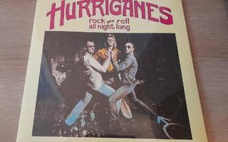 HURRIGANES Rock and roll all night long LRLP 84 2011